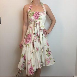 Le Lis Blanc Dress